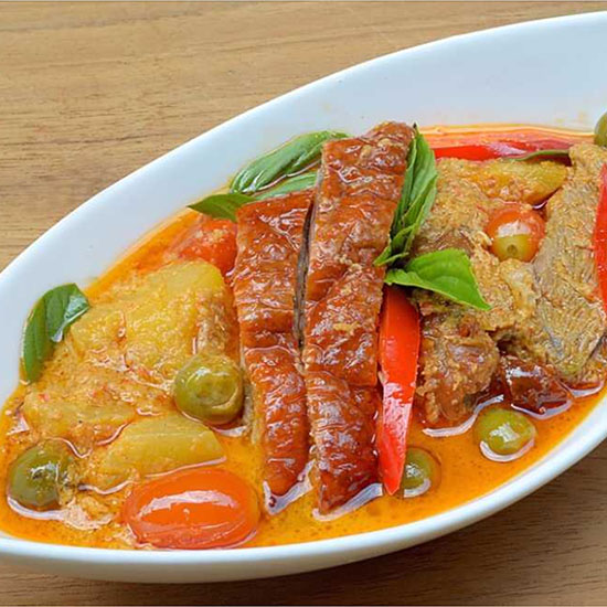 Grünes Thai Curry in  Heilbronn