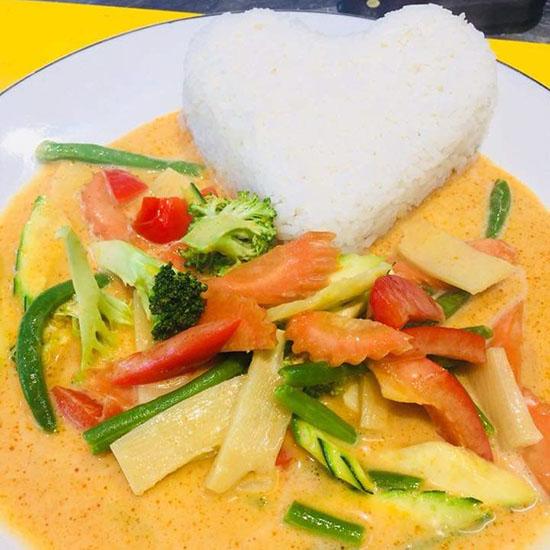 Thai Curry für  Heilbronn