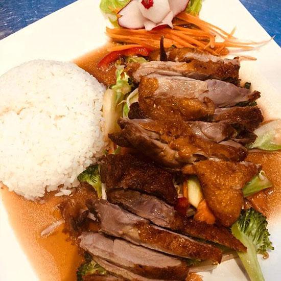 Thailändische Delikatessen