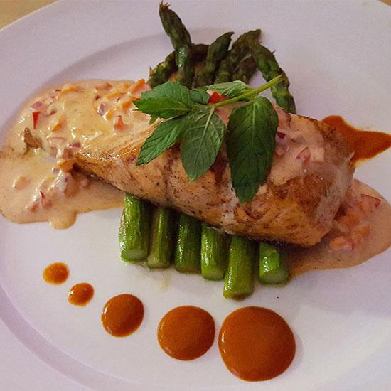 Thailändische Gastronomie