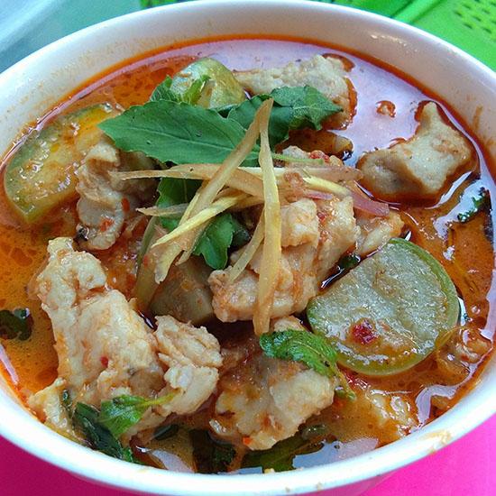 Thailändische Rindfleisch Suppe aus 74072 Heilbronn