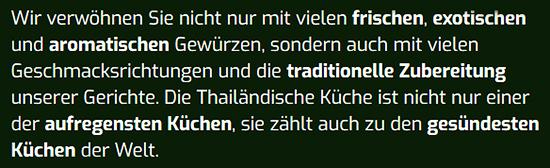 traditionelle Zubereitung in  Heilbronn