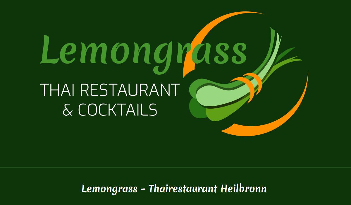 Thairestaurant Heilbronn « Lemongrass » - Thailändisches Essen & Asiatisches Restaurant